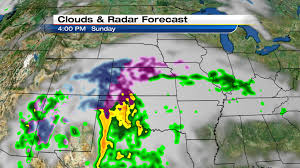 Oklahoma Weather Map Metro Detroit Weather Forecast Missing A Really Big One