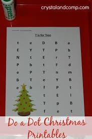 do a dot christmas printables1 jpg