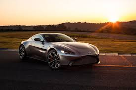aston martin officially launched in the new 2018 aston martin vantage revealed in pictures by car magazine