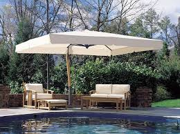 Largest Patio Umbrella Large Patio Umbrella Design And Ideas