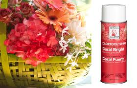 coral bright dm color