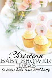christian baby shower ideas nelson