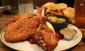 southern cooking vegas style at yardbird las vegas