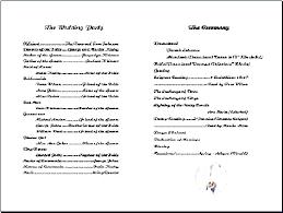 bi fold wedding program template church program template brochure bifold exquisite screnshoots