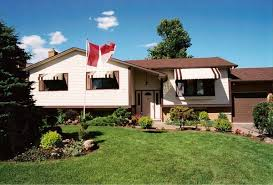 Residential Aluminum Awnings Aluminum Awnings Permanent Patio Awnings Jans Awnings Ottawa