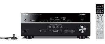 Blumoo Amazon Echo by Amazon Com Yamaha Rx V679bl 7 2 Channel Musiccast Av Receiver