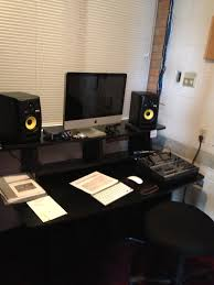 How To Build A Recording Studio Desk by June 2013 Claytonfaulkner Com