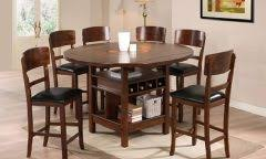 round dining room tables for 8 home ideas