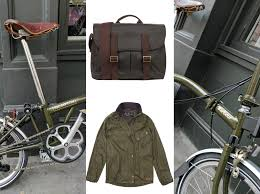 best lightweight cycling jacket best of british barbour and brompton create a heritage inspired