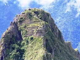 Death Stairs by The Road That Leads Up To Machu Picchu Pics