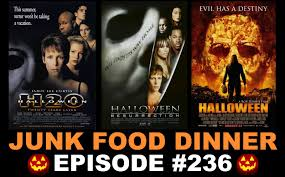 junk food dinner jfd236 halloween h20 20 years later halloween