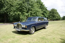 rolls royce silver shadow 1968 rolls royce silver shadow u201cshooting brake u201d coys of kensington