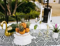 my wedding tabletop decor port