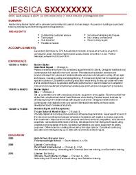 Cosmetologist Resume Example by Download Barber Resume Haadyaooverbayresort Com