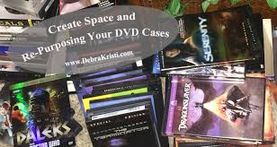 18 diy crafts u0026 upcycles for dvd cases debra kristi