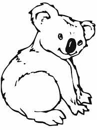 best koala coloring page cool and best ideas 6730 unknown