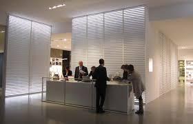 Modern White Reception Desk Modern Reception Areas 14529