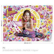 wall mural disney soy luna xxl photo wallpaper 3593dc ebay wall mural disney soy luna xxl photo wallpaper