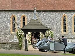 lady glen affric pippa middleton s semi royal wedding marks highest social event of