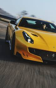 ferrari yellow car 226 best yellow cars images on pinterest car super cars and