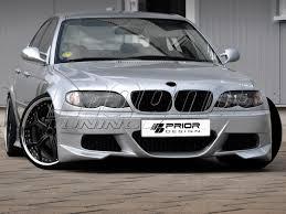 bmw e46 modified bmw e46 exclusive front bumper