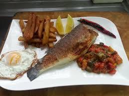 cuisine tunisienne le complet poisson