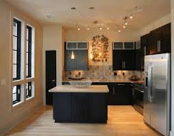 lights for vaulted ceilings kitchen laminate wooden floor black