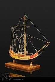 Ottoman Trade Nidale Model Classical Turkey Marmara Trade Boat Sailboat Model