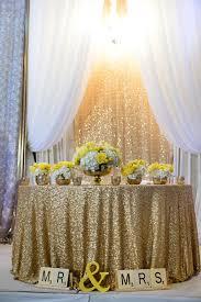 Wedding Backdrop Gold Portfolio Backdrops Head Tables Flowers Centerpieces Mississauga
