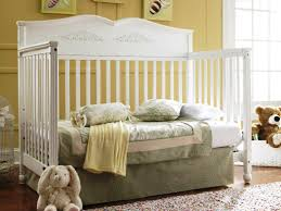 Baby Cache Heritage Lifetime Convertible Crib White by White Baby Crib Larida Us