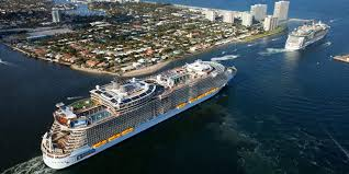 Largest Cruise Ship The 9 Largest Cruise Ships In The World