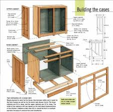 how to build simple kitchen base cabinets beginner woodworking projects woodworking tips and tricks