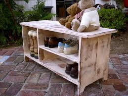 Outdoor Bench With Storage Wooden Bench With Shoe Storage U2014 Derektime Design Making Bench