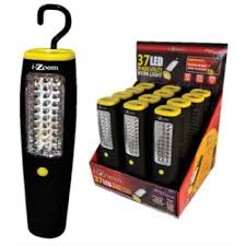 Magnetic Base Work Light Zoom 37 Led 3 Way Worklight With Magnetic Base And Swivel Hook