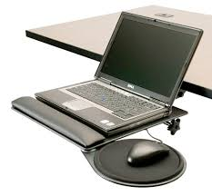 Desk Mount Laptop Stand Ergonomichome Notebook Stand W Mouse Tray Lpt Td Allows You