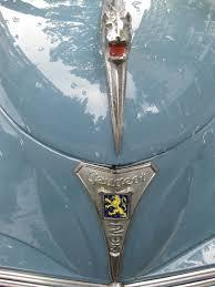 peugeot car badge 1950 peugeot 203 u8 pick up plateau emblem le lion a photo