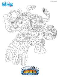 skylander printable coloring pages treerex coloring pages hellokids com