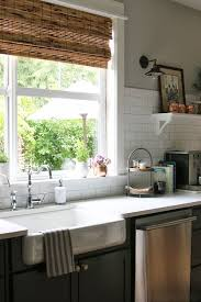 kitchen window blinds ideas innovative kitchen window treatments shades and best 20