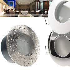 led einbaustrahler badezimmer einbaustrahler ip65 ebay
