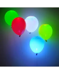 led light up balloons walmart bargains on illooms mixed colors led light up balloons 15 total