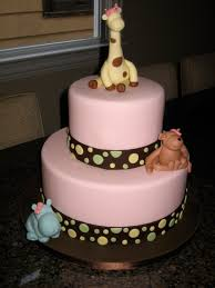 amy beck cake design chicago il baby animals baby shower cake