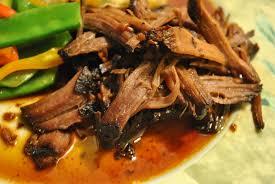 cuisiner la palette de porc rôti de palette miel et ail four ou mijoteuse recette