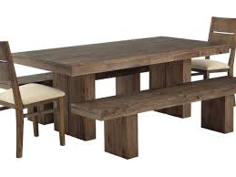 Oak Dining Table Bench Coffee Table Rustic Dining Room Table Sets Country Style Dining