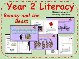 ks1 year 2 literacy enchanted woods topic iwb lesson starters and