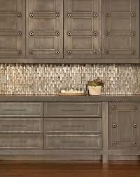 metallic kitchen backsplash metal kitchen backsplash tiles ideas contemporary kitchen design