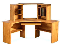 Corner Desk Beech Corner Desk Units Home With Shelves Desks Unit Wonderful Ascot