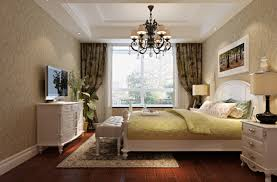 white neo classical style furniture in bedroom download 3d house