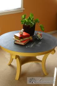 coffee table appealing yellow coffee table designs yellow end 25 unique chalkboard coffee tables ideas on pinterest