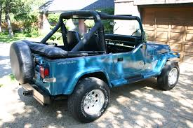 black and turquoise jeep 1991 jeep wrangler photos informations articles bestcarmag com