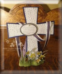 paper crafters sampler free wedge base cross template